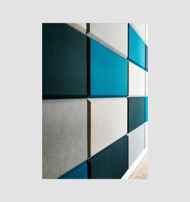 Wall cladding – Rectangular pattern